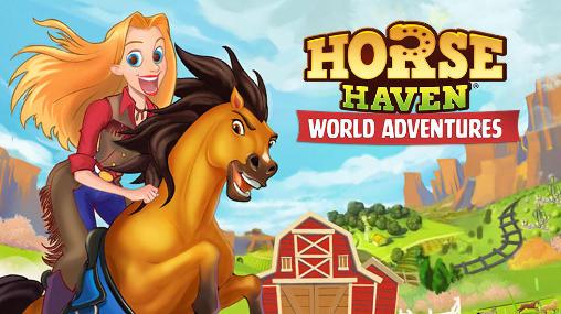 Horse haven: World adventures скріншот 1
