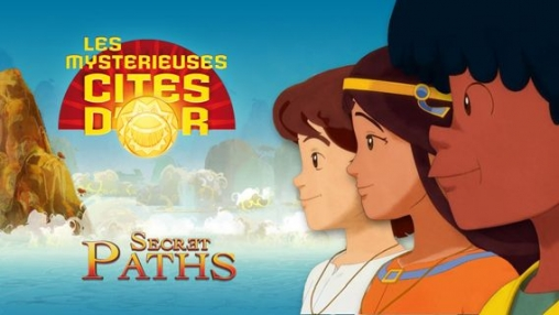 logo The Mysterious Cities of Gold: Secret Paths