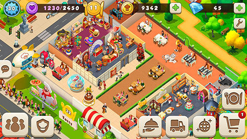 Tasty town для Android
