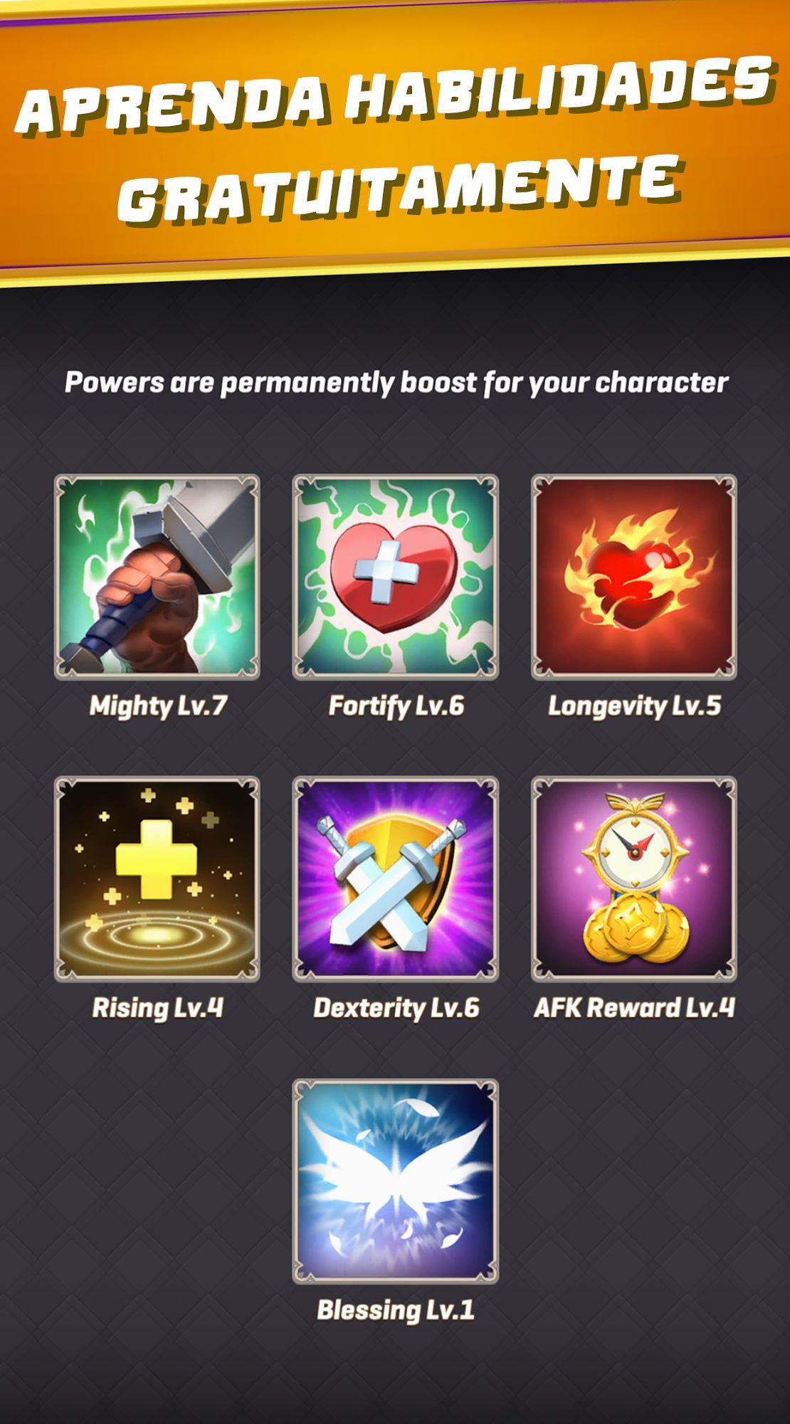 Arcade Hunter: Sword, Gun, and Magic captura de tela 1