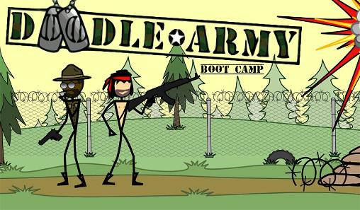 Doodle army: Boot camp icon