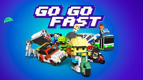 Go go fast Screenshot