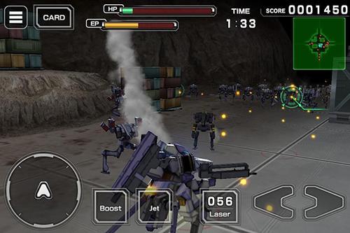 Spiele mit Robotern Destroy gunners sigma auf Deutsch