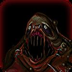 Grue the monster: Roguelike underworld RPG Symbol