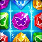 Jewel butterfly Symbol