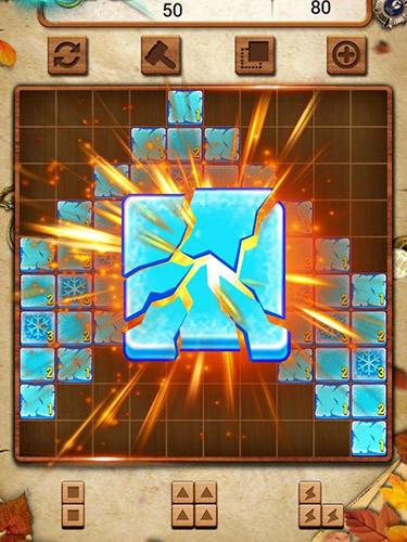Block hazard: Creative block puzzle games für Android
