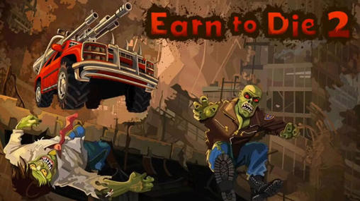 Capturas de tela de Earn to die 2