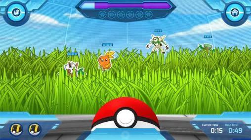 Camp pokemon скриншот 2