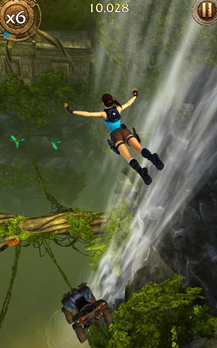 Lara Croft: Reliquienlauf für iPhone