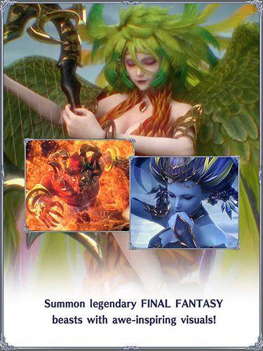RPG-Spiele: Lade Final Fantasy: Brave Exvius auf dein Handy herunter