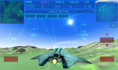 Simuladores de vuelo Fractal Combat en español