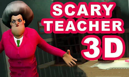 Scary teacher 3D captura de pantalla 1