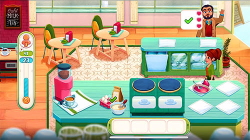 Delicious world: Cooking game para Android