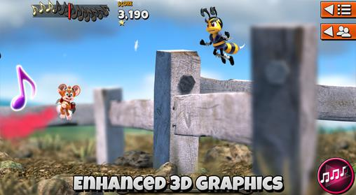 Jetpack disco mouse for Android