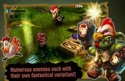 Аркады игры: скачать Fantashooting на телефон