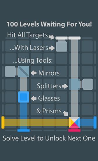Logik Funky lights für das Smartphone