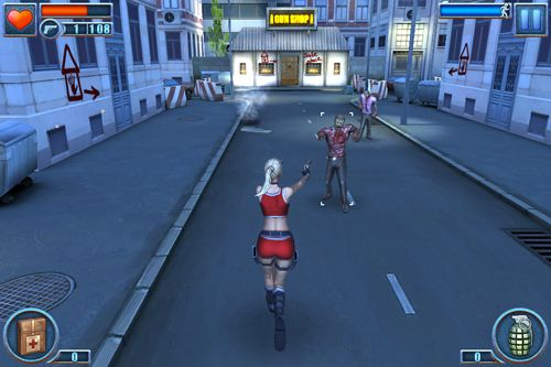 Arcade games: download Dead route to your phone