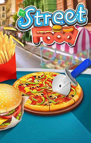 Street food stand cooking game capturas de pantalla