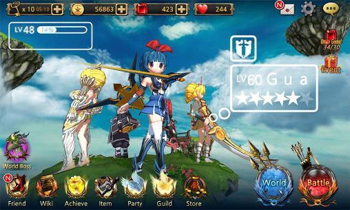Fantasia heroes screenshot 4