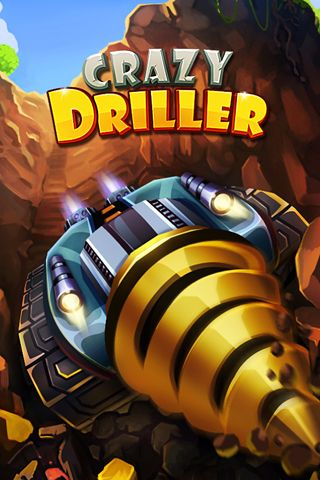标志Crazy driller!