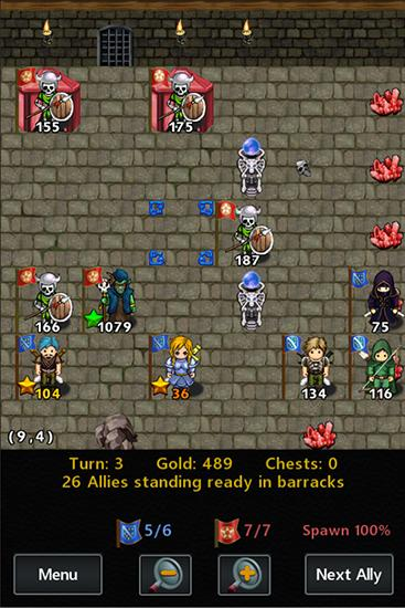 Kingturn RPG plus screenshot 1