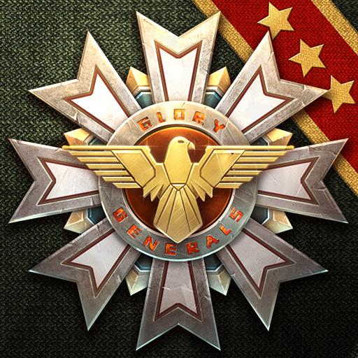 Glory of Generals 3 - WW2 Strategy Game icône