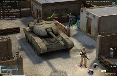 Screenshot Frontline Tactics on iPhone