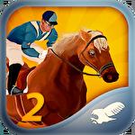 Race horses champions 2 Symbol