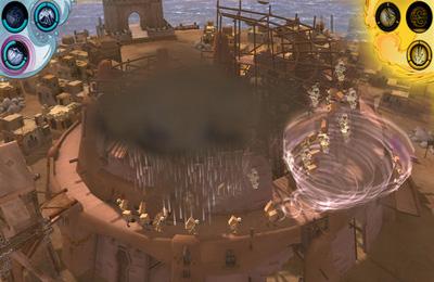 El nacimiento de Babel  3D