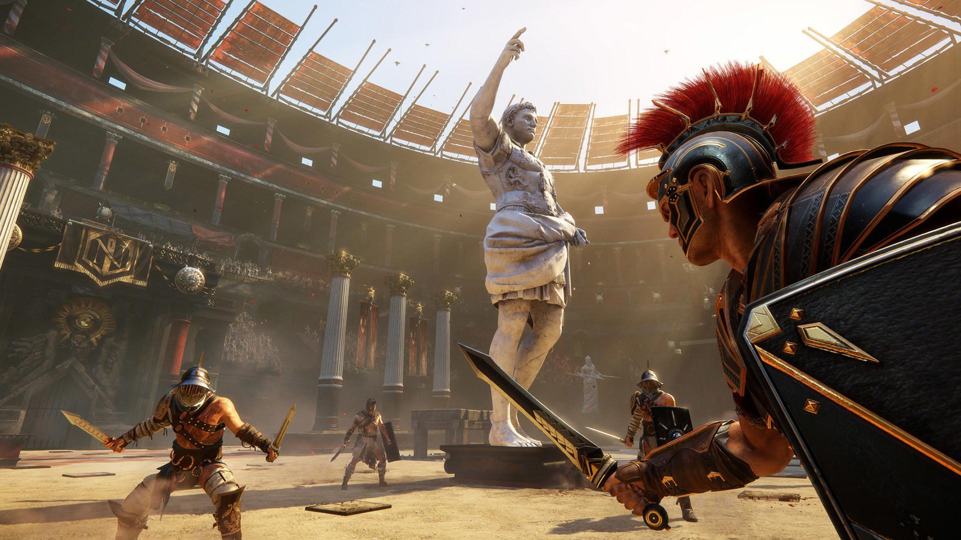 beste Gladiatorenspiele für Android