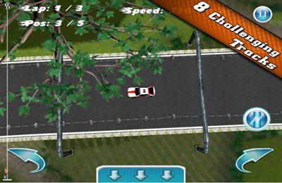 Furious Race in English