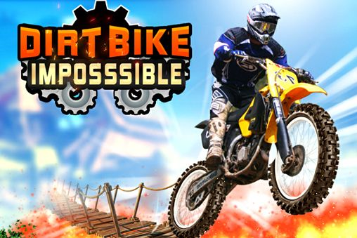 logo Moto cross imposible