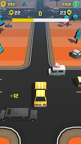 Taxi run Screenshot