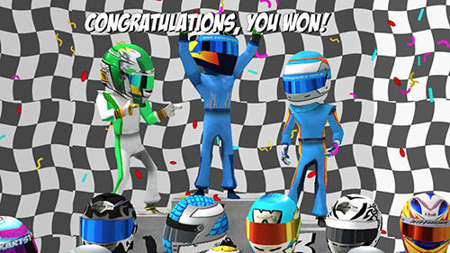 Kart stars pour Android