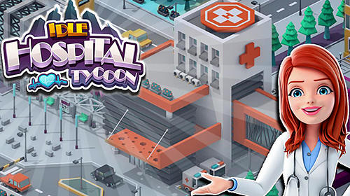 Idle hospital tycoon captura de tela 1