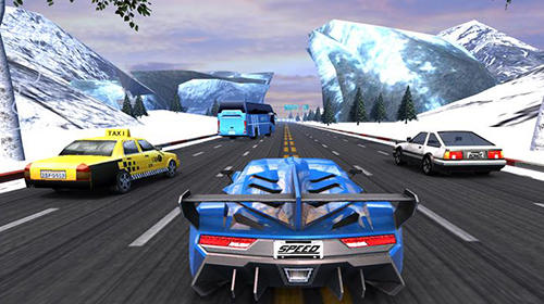 Racing car: City turbo racer for Android