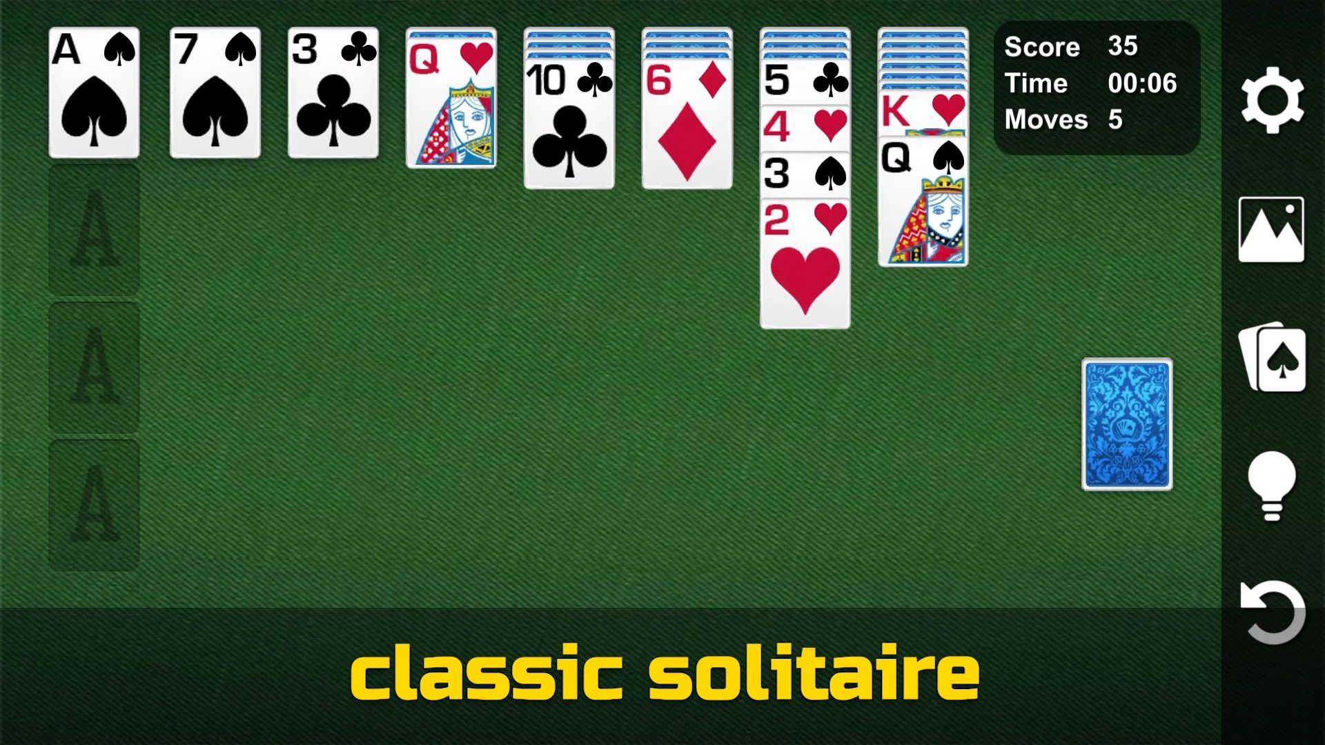 Solitaire para Android