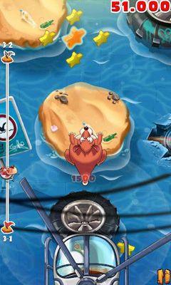 Arcade-Spiele Crazy Kangaroo für das Smartphone