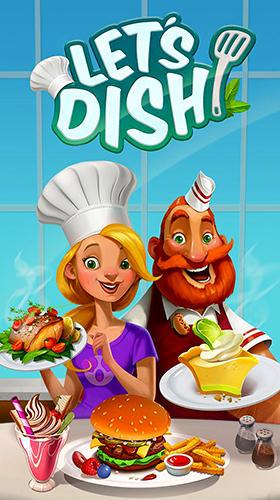 Let's dish ícone