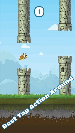 Flappy owl für Android