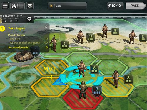 Strategy games Wars and battles in English
