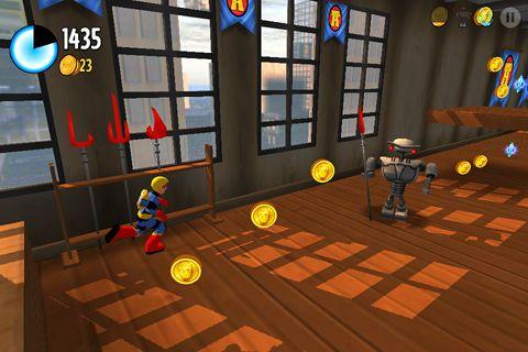 Arcade-Spiele: Lade Team Awesome auf dein Handy herunter