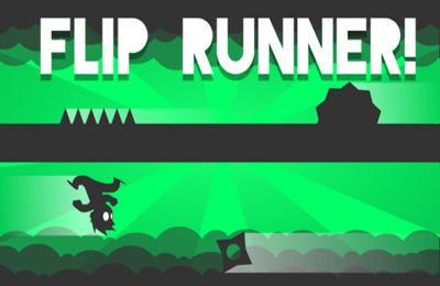 logo Flip Runner!