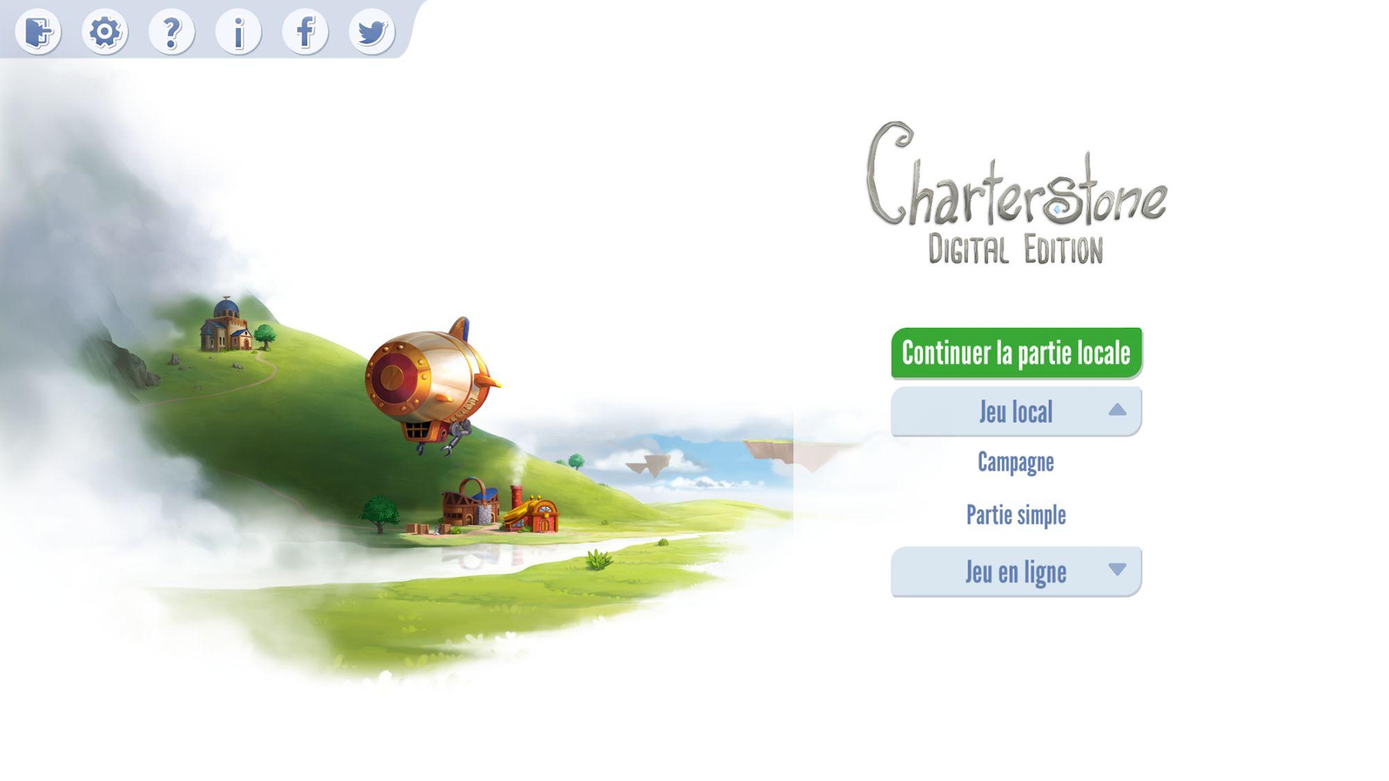 Charterstone: Digital Edition capture d'écran 1