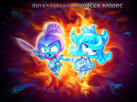 Adventures of the Water knight: Rescue the princess Symbol