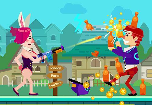 Gun duel master für Android
