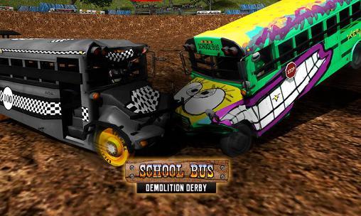 School bus: Demolition derby Screenshot