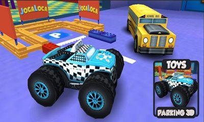 Toy's Parking 3D Symbol