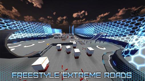 Extreme stunt car driver 3D auf Deutsch