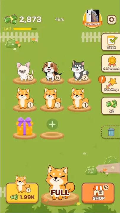 Puppy Town for Android